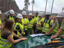International Forestry Workcamp 2018